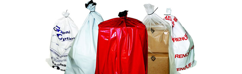 Courier Sacks/Bags